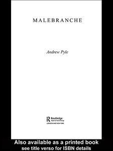 Foto Cover di Malebranche, Ebook inglese di Andrew Pyle, edito da