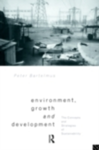 Ebook in inglese Environment, Growth and Development Bartelmus, Peter