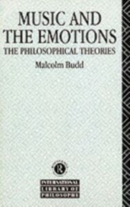 Ebook in inglese Music and the Emotions Budd, Malcolm