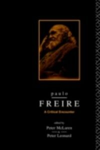 Ebook in inglese Paulo Freire