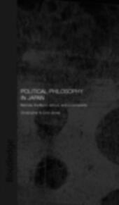 Political Philosophy in Japan