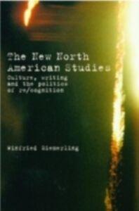 Ebook in inglese New North American Studies Siemerling, Winfried