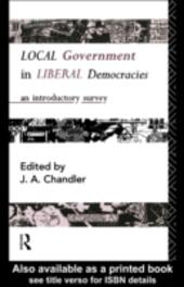 Local Government in Liberal Democracies