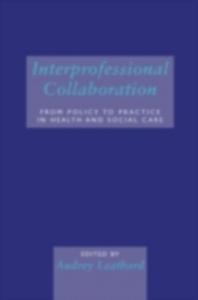 Ebook in inglese Interprofessional Collaboration -, -