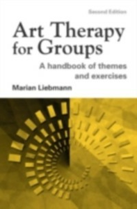 Ebook in inglese Art Therapy for Groups Liebmann, Marian