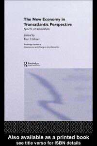 Ebook in inglese New Economy in Transatlantic Perspective