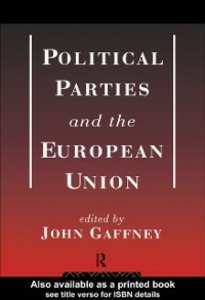 Ebook in inglese Political Parties and the European Union -, -