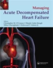 Management of Acute Decompensated Heart Failure
