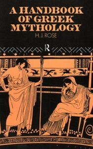 Ebook in inglese Handbook of Greek Mythology Rose, H. J.