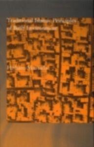 Foto Cover di Traditional Islamic Principles of Built Environment, Ebook inglese di Hisham Mortada, edito da Taylor and Francis