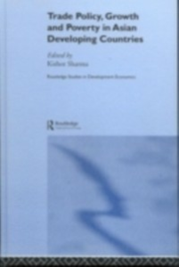 Ebook in inglese Trade Policy, Growth and Poverty in Asian Developing Countries -, -