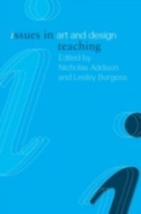 Ebook in inglese Issues in Art and Design Teaching -, -