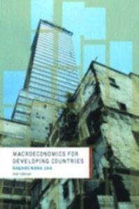 Foto Cover di Macroeconomics for Developing Countries, Ebook inglese di Raghbendra Jha, edito da Taylor and Francis