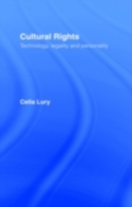 Ebook in inglese Cultural Rights Lury, Celia