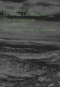 Ebook in inglese Colonization of Unfamiliar Landscapes -, -