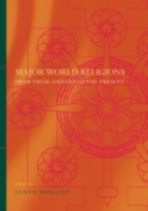 Foto Cover di Major World Religions, Ebook inglese di  edito da Taylor and Francis