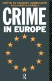Crime in Europe