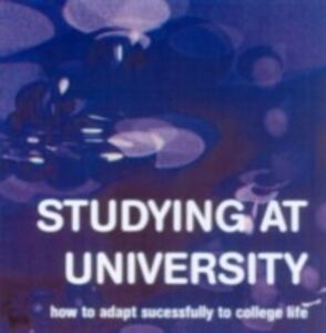 Foto Cover di Studying at University, Ebook inglese di G. W. Bernard, edito da Taylor and Francis