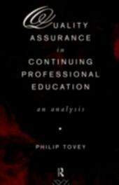 Quality Assurance in Continuing Professional Education