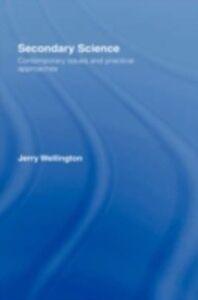 Foto Cover di Secondary Science, Ebook inglese di  edito da Taylor and Francis