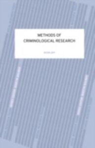 Foto Cover di Methods of Criminological Research, Ebook inglese di Dr Victor R Jupp,Victor Jupp, edito da Taylor and Francis