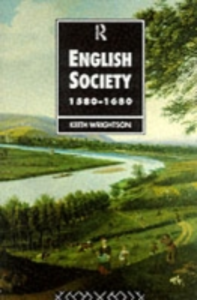 Ebook in inglese English Society 1580-1680 Wrightson, Keith