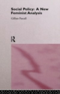 Ebook in inglese Social Policy Pascall, Gillian