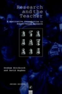 Ebook in inglese Research and the Teacher