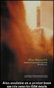Ebook in inglese When Women Kill Morrissey, Belinda