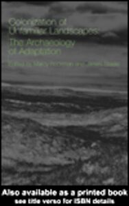 Ebook in inglese The Colonization of Unfamiliar Landscapes