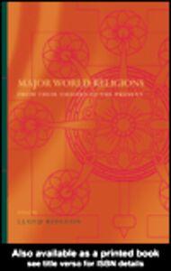 Foto Cover di Major World Religions, Ebook inglese di Lloyd Ridgeon, edito da
