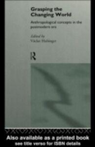 Foto Cover di Grasping the Changing World, Ebook inglese di  edito da Taylor and Francis