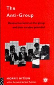 Ebook in inglese Anti-Group Nitsun, Morris