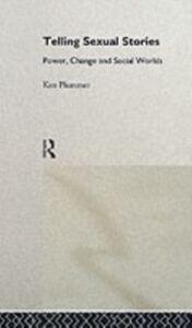 Ebook in inglese Telling Sexual Stories Plummer, Ken