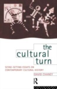 Foto Cover di Cultural Turn, Ebook inglese di David Chaney, edito da Taylor and Francis