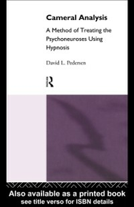 Ebook in inglese Cameral Analysis Pedersen, David L.
