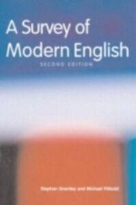 Ebook in inglese Survey of Modern English Gramley, Stephan , Paetzold, Michael