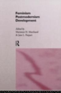 Ebook in inglese Feminism/ Postmodernism/ Development -, -