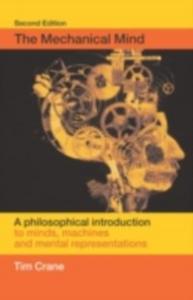 Ebook in inglese Mechanical Mind Crane, Tim