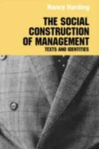 Ebook in inglese Social Construction of Management Harding, Nancy