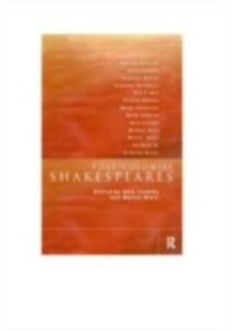 Foto Cover di Post-Colonial Shakespeares, Ebook inglese di  edito da Taylor and Francis