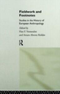 Foto Cover di Fieldwork and Footnotes, Ebook inglese di  edito da Taylor and Francis