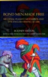 Foto Cover di Bond Men Made Free, Ebook inglese di Rodney Hilton, edito da Taylor and Francis