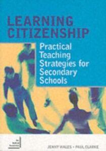 Ebook in inglese Learning Citizenship Clarke, Paul , Wales, Jenny