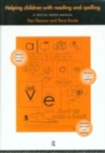 Foto Cover di Helping Children with Reading and Spelling, Ebook inglese di AA.VV edito da Taylor and Francis