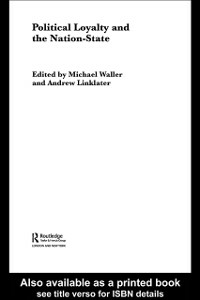 Ebook in inglese Political Loyalty and the Nation-State -, -
