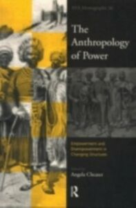 Ebook in inglese Anthropology of Power