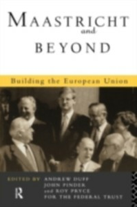 Ebook in inglese Maastricht and Beyond -, -