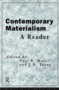 Ebook in inglese Contemporary Materialism -, -