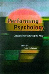 Ebook in inglese Performing Psychology -, -